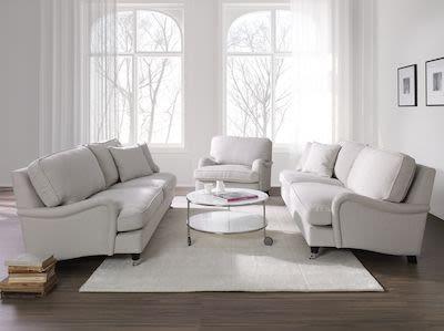 Kingston Fabric Chair