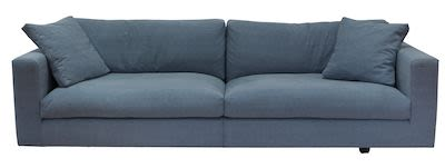 4-seater Indagma Fabric Couch