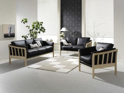 3-seater Alberte Couch