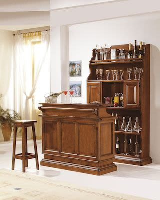 Bar Wall Unit