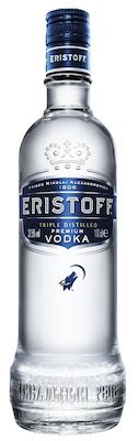 Eristoff Vodka 100 cl. - Alc. 37,5% Vol.