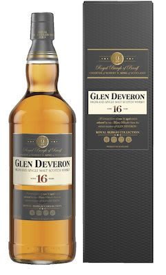 Glen Deveron 16YO, 100 cl. - Alc. 40% Vol. In gift box. Highland.