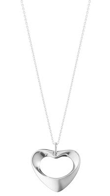 GJ Ladies Heart Necklace