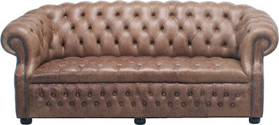 Chesterfield London 3-seater Sofa