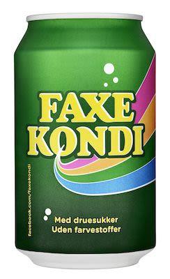 Faxe Kondi 24x33 cl. cans.