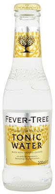 Fever Tree Indian Tonic 24x20 cl. blts.