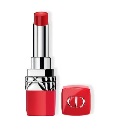 Rouge Dior Ultra Rouge - Ultra Pigmented Hydra Lipstick - 12h** Weightless Wear N°999 Ultra Dior 3.5 g