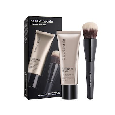 bareMinerals Face Cream & Brush Set