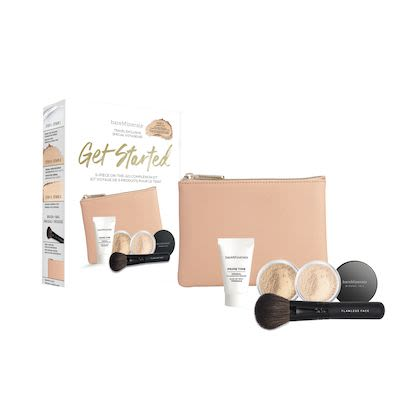 bareMinerals Try Me Set, Fairly light