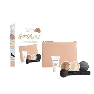 bareMinerals Try Me Set, Medium tan