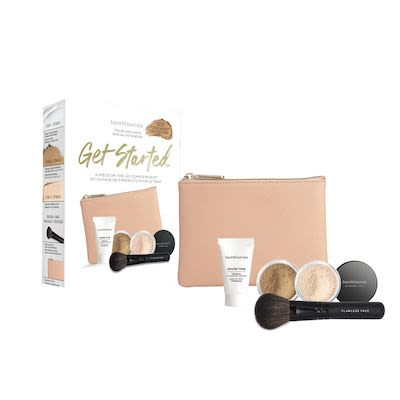 bareMinerals Try Me Set, Golden tan