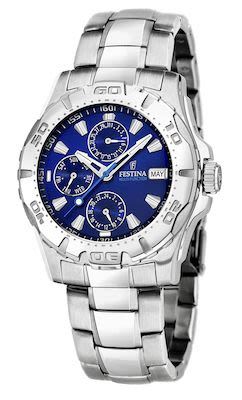 Festina Gent's Sport Multifunction Watch