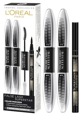 L'Oréal Paris False Lash Superstar Mascara Set