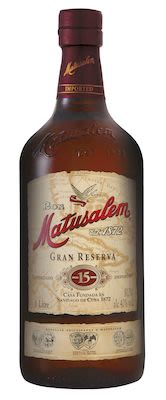 Matusalem Gran Reserva 15 YO 100 cl. - Alc. 40% Vol. In gift box.