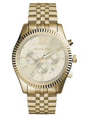 Michael Kors Unisex Lexington Watch