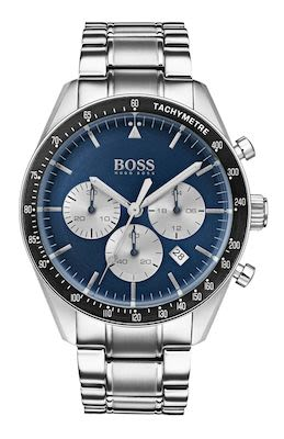Hugo Boss Gent's Blue Trophy Watch