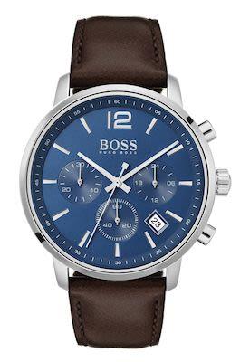 Hugo Boss Gent's Blue Attitude Watch