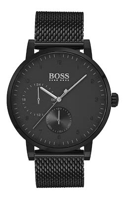 Hugo Boss Gent's Black Oxygen Watch