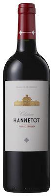 2013 Château Hannetot Pessac Leognan 75 cl. - Alc. 13,5% Vol.