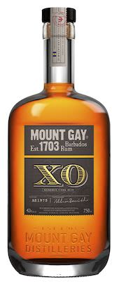 Mount Gay XO 100 cl. - Alc. 43% Vol. In gift box.