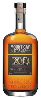 Mount Gay XO 100 cl. - Alc. 43% Vol. In gift box.