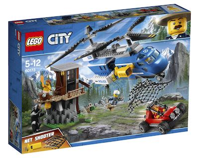 Lego City 60173 Mountain Arrest