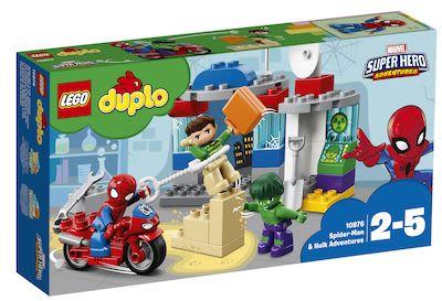 Lego Duplo Little Superhero's