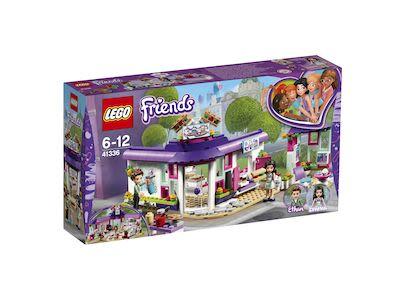 Lego Friends Art Café