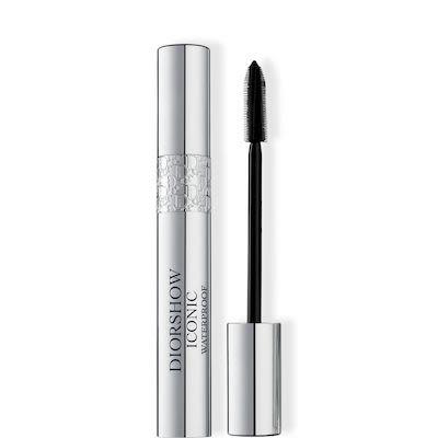 Diorshow Iconic Waterproof High Definition Lash Curler Mascara N°090 Black Waterproof 8 ml