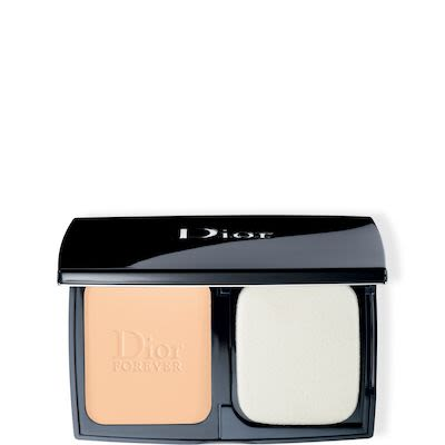 Diorskin Forever Extreme Control  Perfect Matte Powder Makeup Extreme Wear Pore-Refining Effect P SPF 20 PA+++  / OIL CONTROL N°010 Ivoire / Ivory 9 g