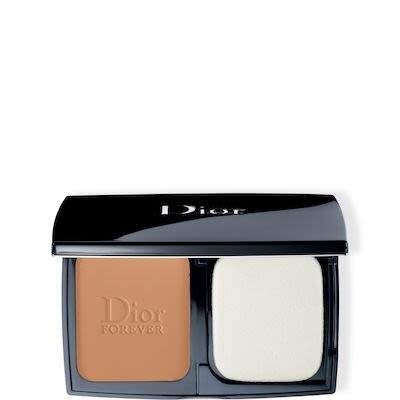 Diorskin Forever Extreme Control  Perfect Matte Powder Makeup Extreme Wear Pore-Refining Effect P SPF 20 PA+++  / OIL CONTROL N°040 Miel / Honey Beige 9 g