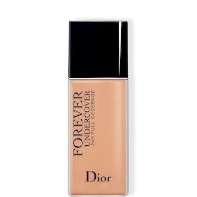 Diorskin Forever Undercover 24h* Full Coverage Ultra-fluid Foundation N°040 Miel/Honey Beige 40 ml