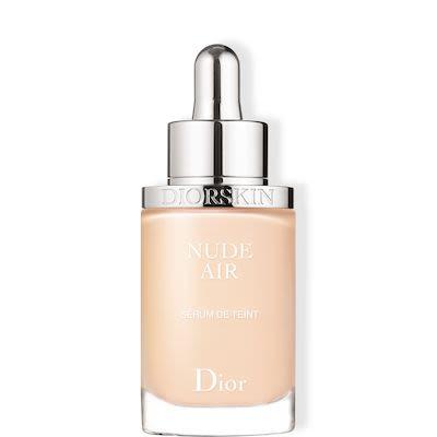 Diorskin Nude Air sérum Nude Healthy Glow Ultra-fluid Serum Foundation N°010 Ivory 30 ml