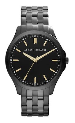 Armani Exchange Hampton Gent's Black Watch