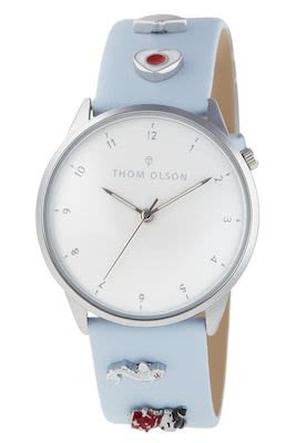 Thom Olsen Ladies' Chisai Silver Watch