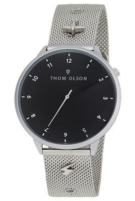 Thom Olsen Ladies' Night Dream Silver Watch