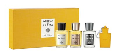 Acqua Di Parma Le Colonie Travel Exclusive Set Eau de Cologne 3x30 ml