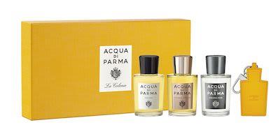 Acqua Di Parma Le Colonie Travel Exclusive Set Eau de Cologne 3x30 ml