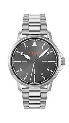 Hugo Boss Orange Gent's Chicago Steel Watch