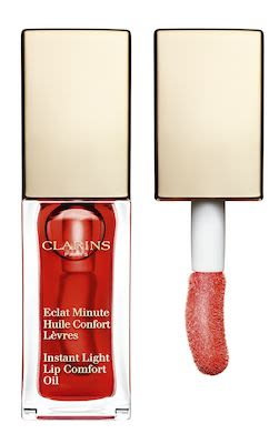 Clarins Instant Light Lip Comfort Oil N° 03 Red Berry 7 ml