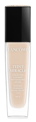 Lancôme Teint Miracle Liquid Foundation SPF15 N° 010 Beige Porcelaine 30 ml