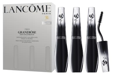 Lancôme Grandiôse Mascara Trio Noir