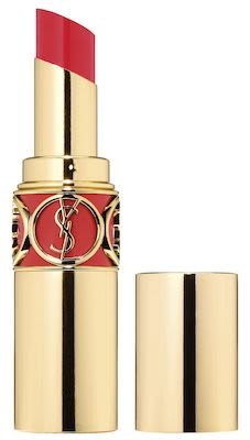 YSL Rouge Volupté Shine Lipstick N° 15 Corail intuitive 4 g
