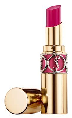 YSL Rouge Volupté Shine Lipstick N° 6 pink in devotion 4 g