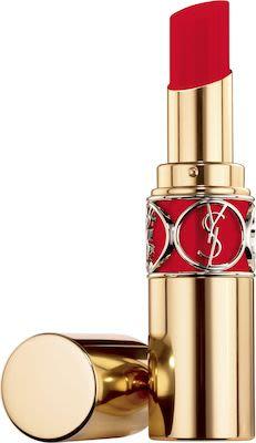 YSL Rouge Volupté Shine Lipstick N°45 Rouge Tuxedo 4 g