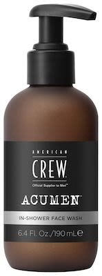 American Crew Acumen In-Shower Face Wash 190 ml