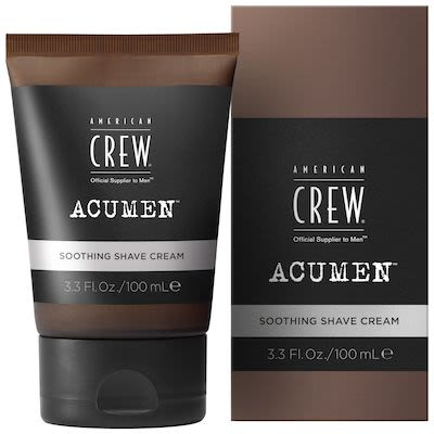 American Crew Acumen Soothing Shave Cream 100 ml