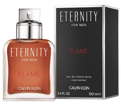 Calvin Klein Eternity Flame for Men EdT 100 ml