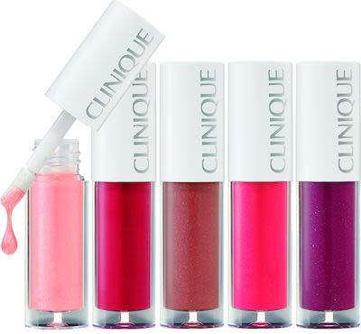 Clinique 5x Pop Splash Mini Lipstick Set