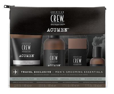 American Crew Acumen Set